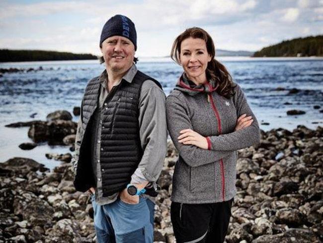 Renata Chlumska och Ola Skinnarmo är äventyrarna som upptäckt världen, sprängt gränser och gång på gång slagit nya rekord.