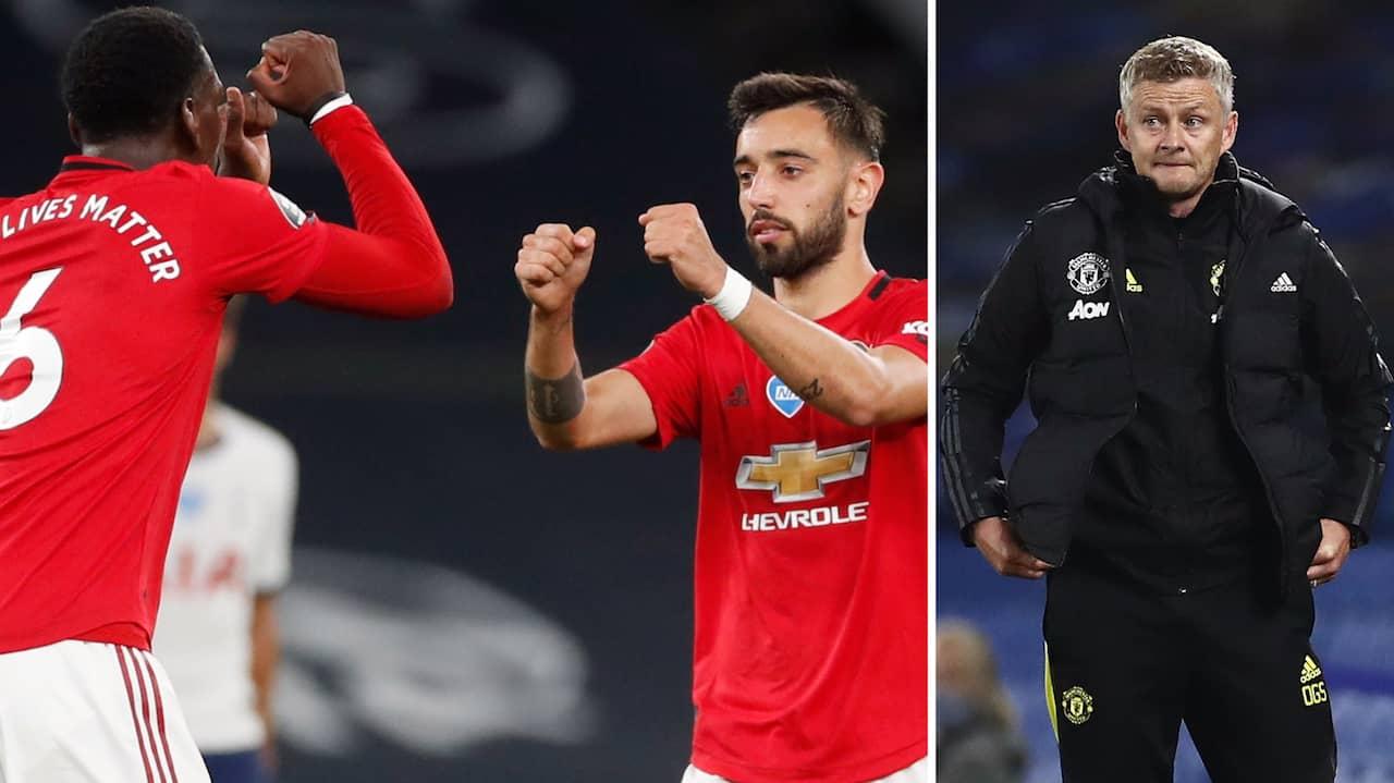 Uniteds oro – efter stjärnornas krock