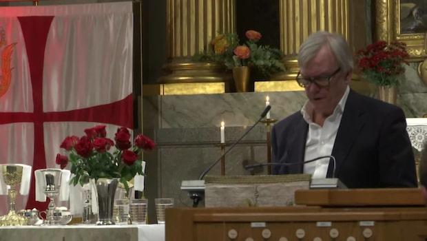 Klas Bergling: Vi ska fortsätta att hjälpa andra