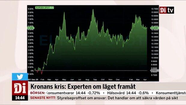 Kronans kris: Experten om läget framåt
