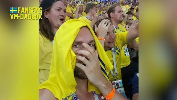 Fansens VM-dagbok: Tyskland - Sverige