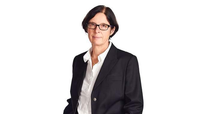 Lena Södersten, presstalesperson på Villaägarns riksförbund. Foto: PRESSBILD