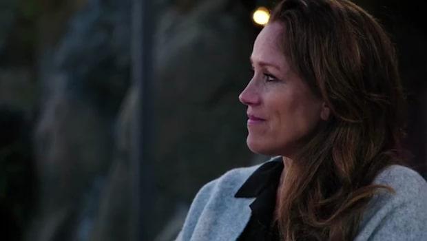 Renée Nybergs tårar i programmet