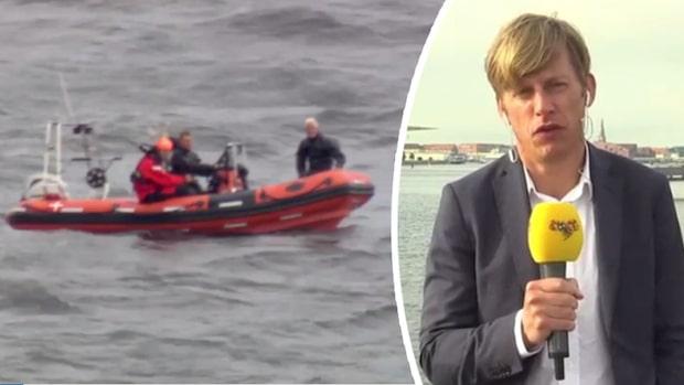 """Expressens Robert Börjesson i Köpenhamn: """"Man söker ledtrådar"""""""