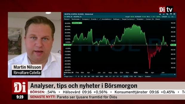 Förvaltaren: Hög hävstång i aktien men också högre risk