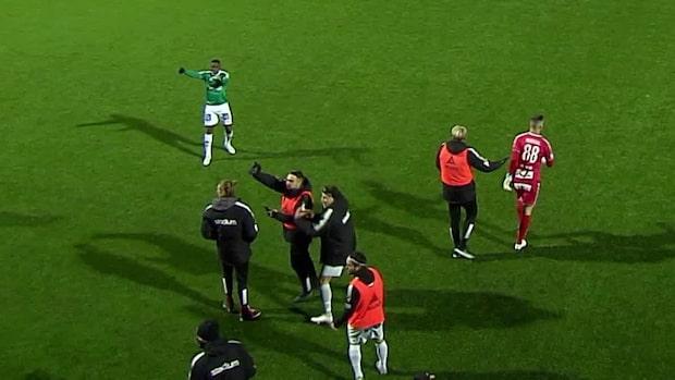 Höjdpunkter: Brage klara för kval till Allsvenskan