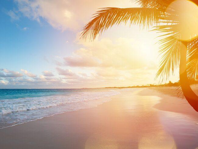 Detta då stranden är ett av ett bästa ställena om du vill stressa ned och ladda batterierna, enligt ny forskning.