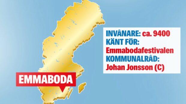 Kommunkollen: Ullared-Boris vet läget i Emmaboda