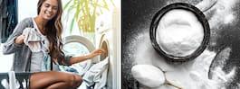 Så tvättar du med bikarbonat – ett riktigt mirakelmedel