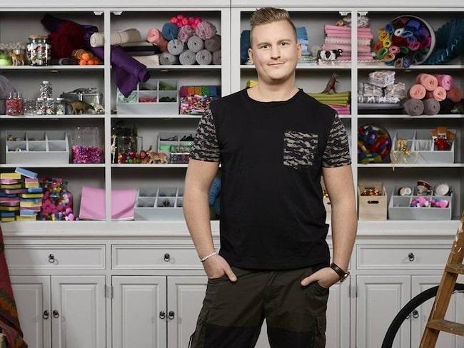 Ted Lillevold, från Borlänge. Uppfinnare & superskapare.