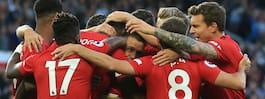 Manchester United tog  segern i PL-premiären