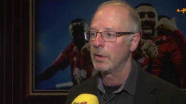 """Lars Landin: """"Det har varit turbulenta och jobbiga dagar"""""""