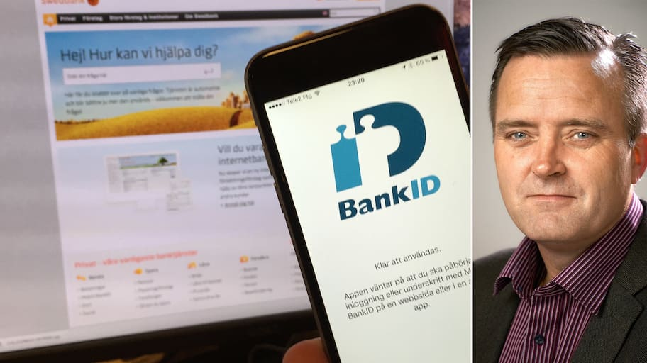 Bedragarnas rollspel för att kapa ditt Bank-ID