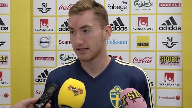 """Kulusevski: """"Jag kan spela på de flesta positioner"""""""