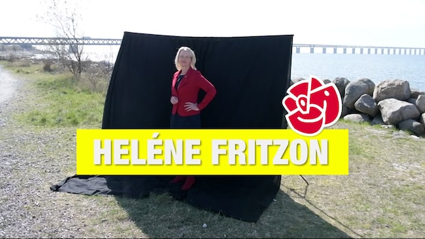 EU-kandidaterna: Heléne Fritzon (S)