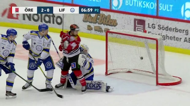Highlights: Örebro nollade Leksand