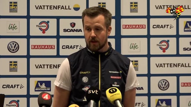 """Jonas Peterson ny landslagschef: """"Höll mig kvar i sporten"""""""
