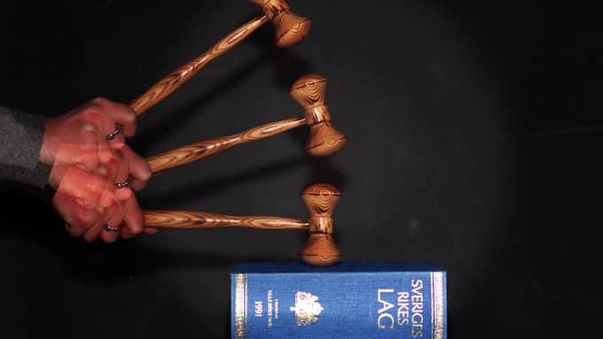 Nya lagar införs vid årsskiftet. Foto: JONTE WENTZEL