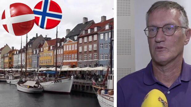 Plötsliga vändningen –Sverige går bättre än grannländerna