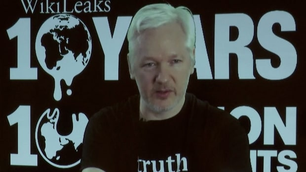 De rättsliga turerna kring Julian Assange