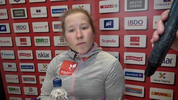 """Norska supertalangen om Karlsson: """"Väldigt imponerade"""""""