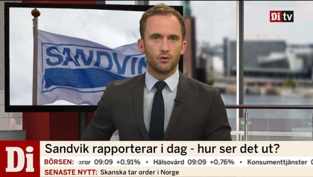 Sandviks rapport kommer i dag