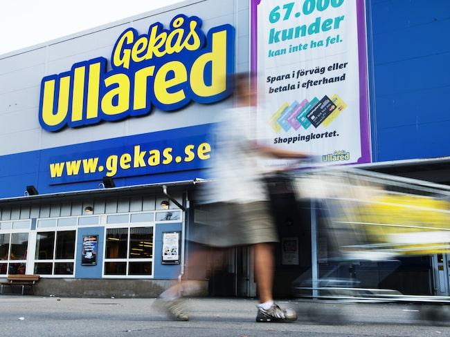 """Det var 1991 som Göran Karlsson sålde Ullared till sex medarbetare på företaget och blev satt i """"karantän"""" i sju år. Därefter öppnade han relativt upp """"okända"""" Karlsson."""