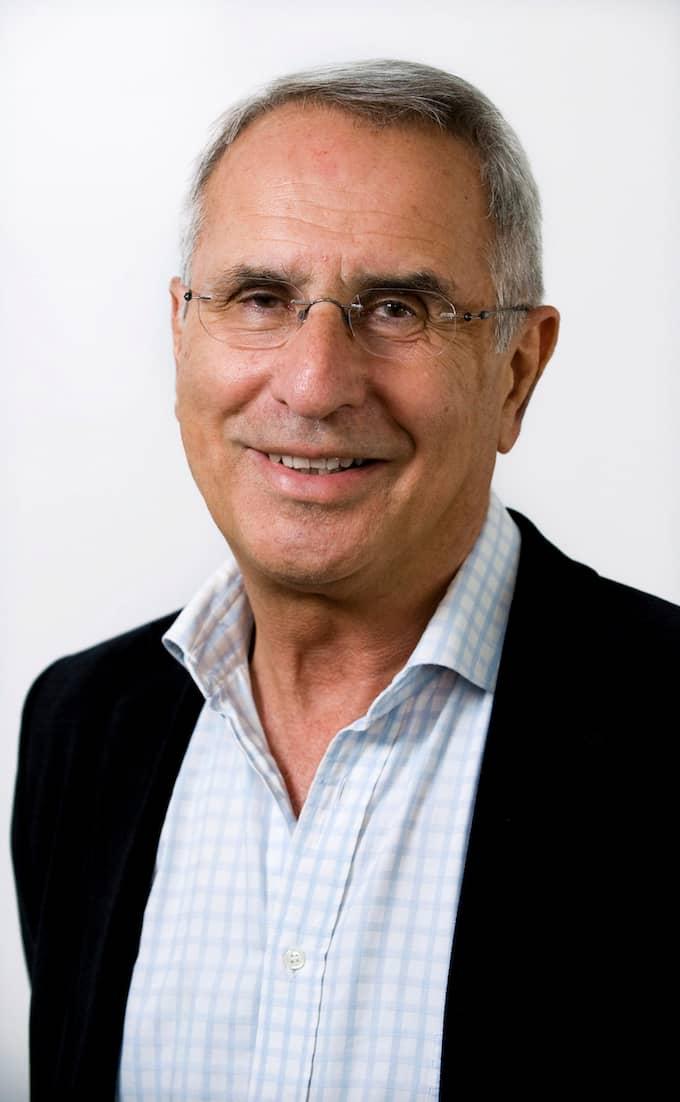 Harry Flam, ordförande i Finanspolitiska rådet.