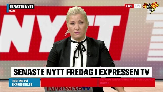 Två misstänkta bilexplosioner i Malmö