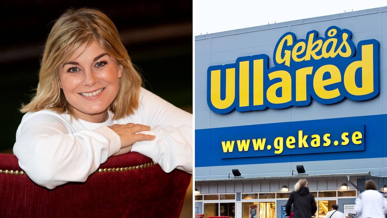 Pernilla Wahlgrens satsning i Ullared