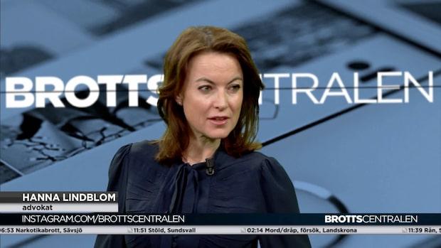 Hanna Lindblom: Åklagaren vill visa vad han är kapabel till