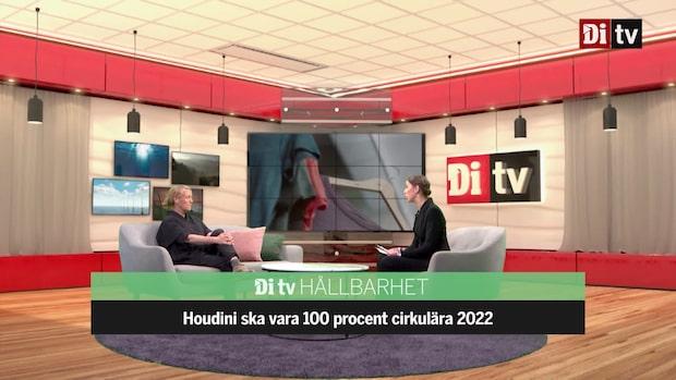 Se hela intervjun med Eva Karlsson, Houdini