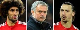 6 spelare som United vill göra sig av med