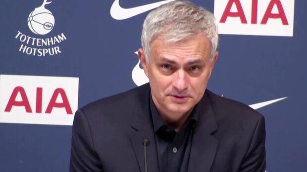 """Mourinhos hyllning: """"Kallar honom Son-aldo"""""""