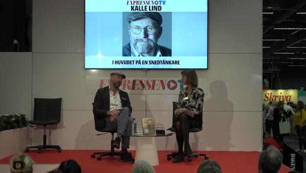 """""""I huvudet på en snedtänkare"""" på bokmässan i Göteborg"""