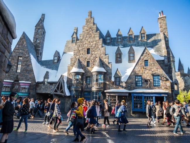 Universal Studios i Japan har sedan tidigare ett Harry Potter-land.