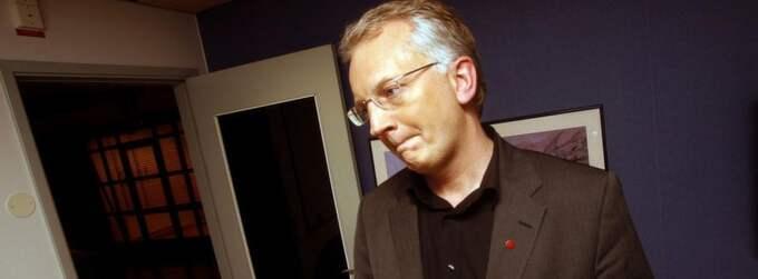 JACKPOT. Pär Nuder fick statsrådspension samtidigt som hans bolag drog in 14,1 miljoner kronor. Foto: Cornelia Nordström