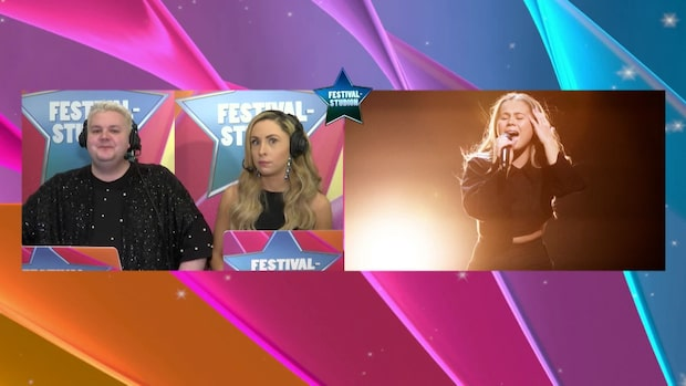 Fab-Freddie: Dessa bidrag tar sig till Eurovision