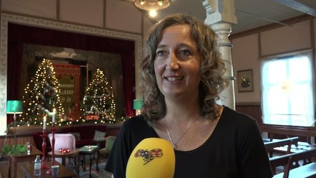 """Regissör Emma Bucht: """"Det är superhemligt"""""""