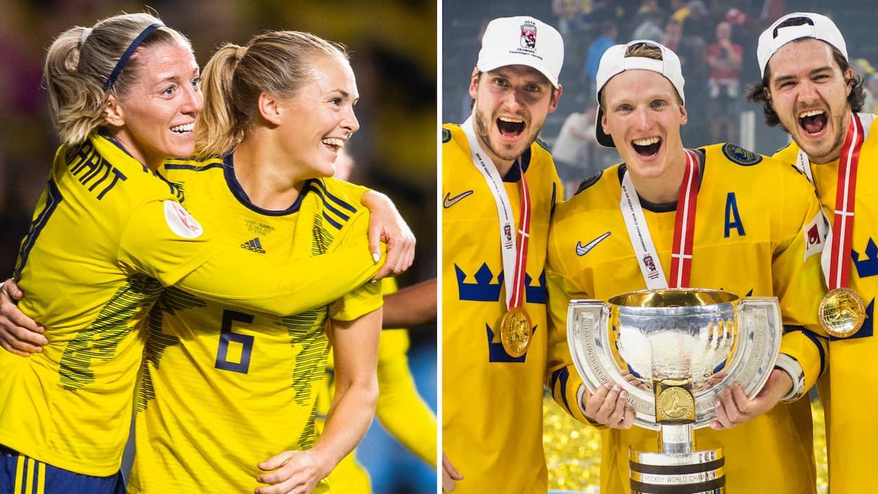 Göteborgs satsning: Vill anordna sju VM