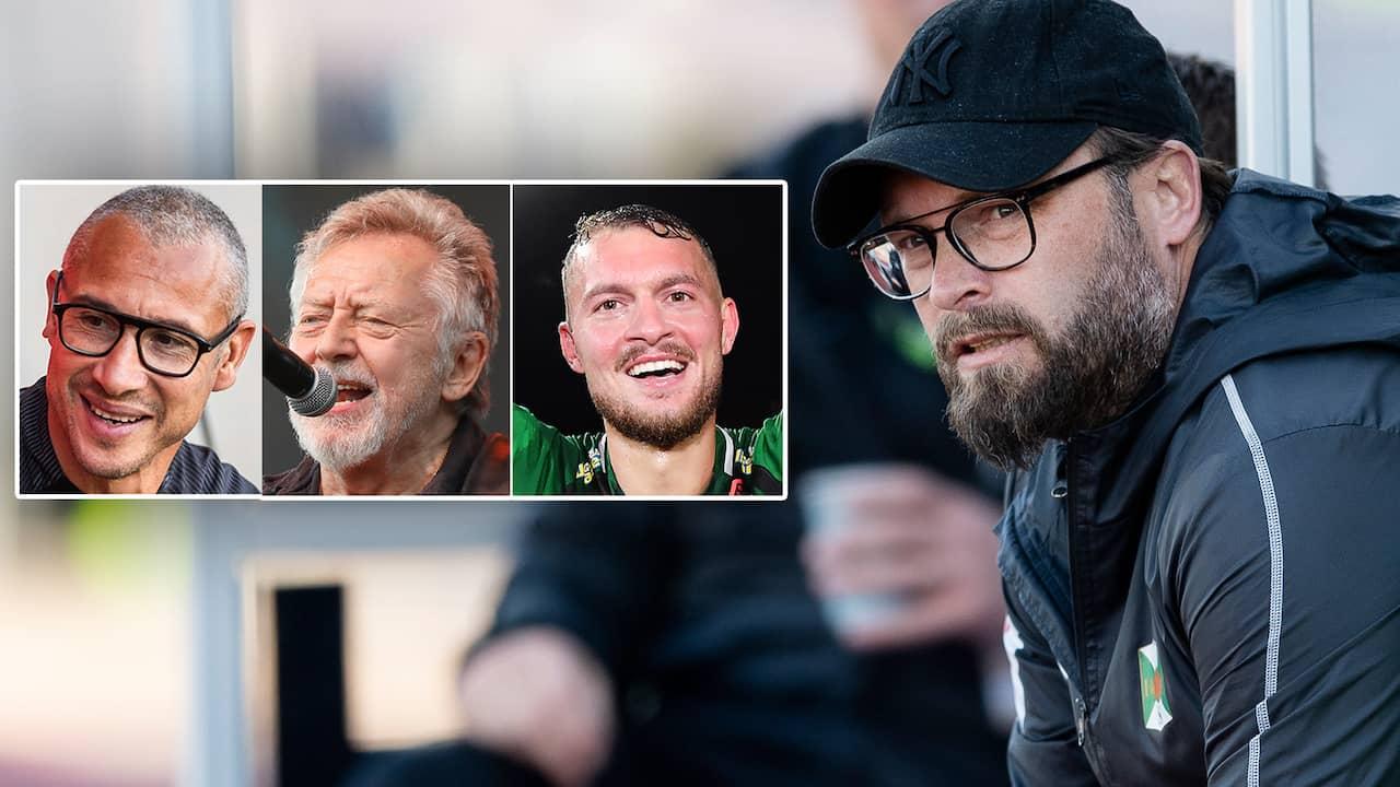 """Succétränarens utspel: """"Vi borde spela höst/vår"""""""
