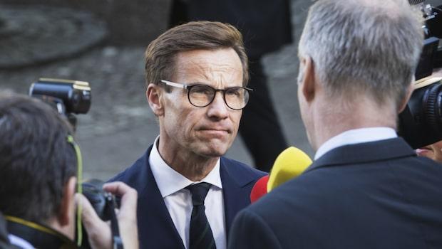"""Ulf Kristersson vill bryta fokuset på SD: """"Sinnessjukt"""""""