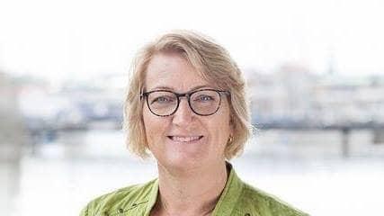 Gunilla Druve Jansson (C), ordförande för Centerpartiet Västra Götaland. Foto: PRESSBILD
