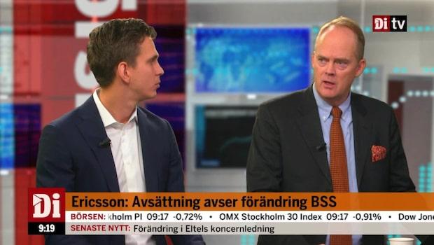 Ericsson gör miljardavsättningar i fjärde kvartalet