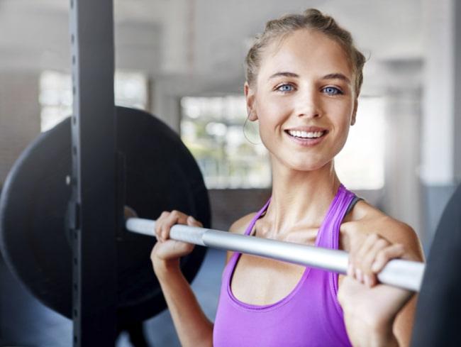 träna med alvedon i kroppen