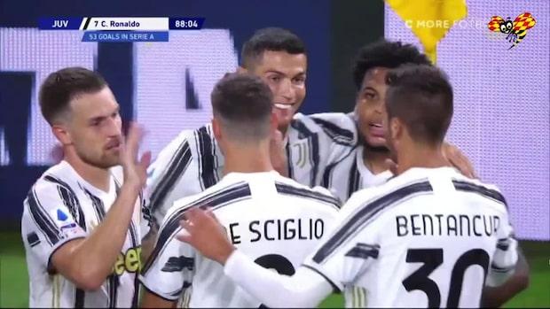 Efter alla målchanser – Ronaldo sätter äntligen dit den