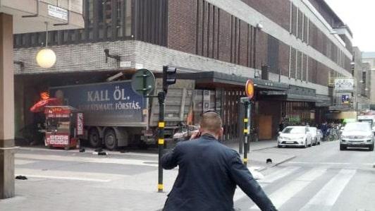 Så slog terrorn till mot Sverige: Döden på Drottninggatan