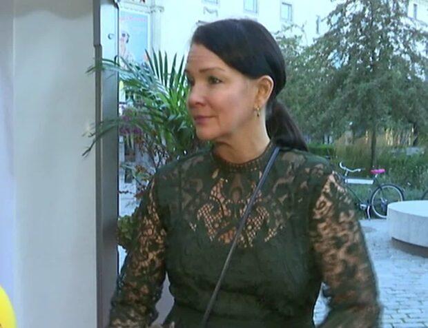 Sofia Wistam förstörde Läckbergs bröllopsgåva