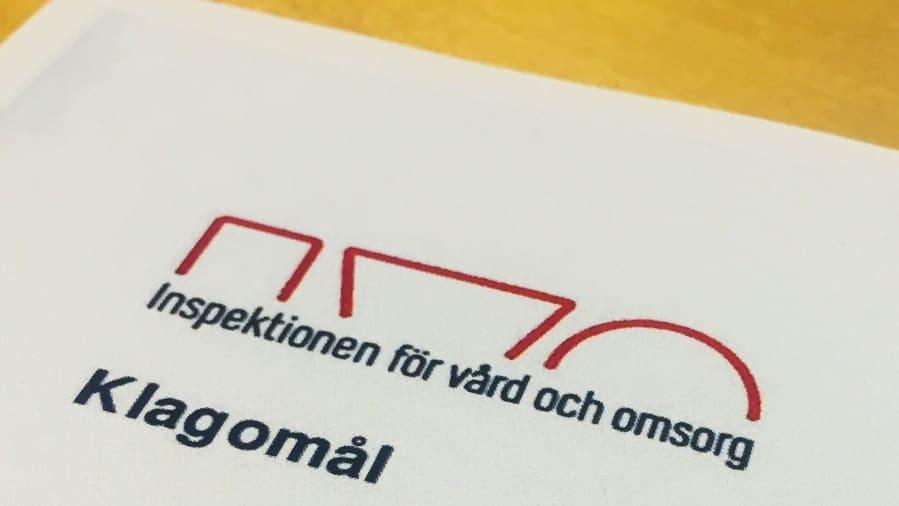 Händelsen inträffade på förlossningsavdelningen i Malmö. På plats fanns en