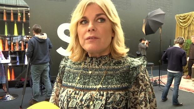 """Därför tacka Pernilla Wahlgren först nej till """"Stjärnorna på slottet"""""""